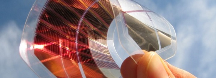 Solarfolie Foto: Vollmer